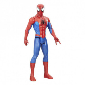 Spiderman Titan Figur