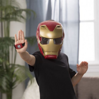 Hero Vision Iron Man (AR)...